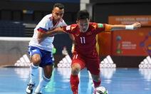 Futsal Việt Nam đã 'lột xác'
