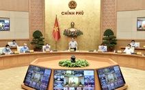 Thủ tướng: Từ nay đến 30-9 sẽ từng bước nới lỏng giãn cách xã hội có kiểm soát