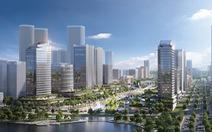 Chốt ý tưởng quy hoạch, kiến trúc xây trung tâm hành chính mới tại Tây Hồ Tây
