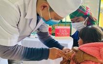 Lo ngại khi tỉ lệ trẻ tiêm vắc xin bạch hầu, uốn ván, ho gà, bại liệt giảm