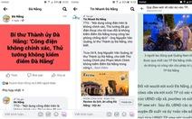 Nở rộ các trang web, trang mạng xã hội 'chôm chỉa' tin bài trên báo chí