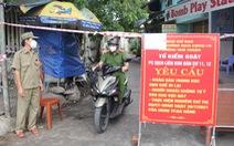 Đà Nẵng di dời 100 người dân ra khỏi hẻm có nhiều ca mắc COVID-19