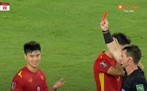 Báo Ả Rập: 'Chiếc thẻ đỏ của Duy Mạnh đã quyết định trận đấu'