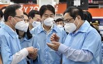 TGĐ Samsung Việt Nam: Lúc dịch ở Bắc Giang, Bắc Ninh thấy lo hơn hiện nay