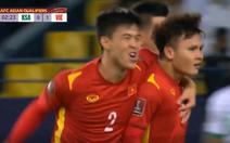 VAR - 'chén đắng' của đội tuyển Việt Nam