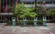 Đề xuất các khu đô thị, chung cư phải có trạm sạc pin cho xe điện