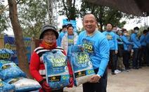 CEO TGDĐ chia sẻ động lực thực hiện chiến dịch trao 2.000 tấn gạo
