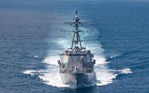 Mỹ chặn Trung Quốc 'làm luật' ở Biển Đông