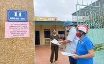 Vụ xã khóa cổng 278 hộ dân F2 để cách ly: Đã mở cổng toàn bộ nhà dân