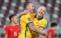 250 chiến sĩ đảm bảo an ninh trận đấu giữa đội tuyển Việt Nam - Úc