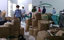 Bình Dương phát hiện lượng lớn 'thuốc trị COVID-19' nghi nhập lậu từ Trung Quốc