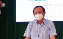 Bí thư Nguyễn Văn Nên: 'TP.HCM sẽ mở cửa dần, không thể mãi giãn cách nghiêm ngặt'