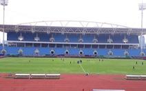 Sân Mỹ Đình đã sẵn sàng cho trận đấu giữa đội tuyển Việt Nam và Úc