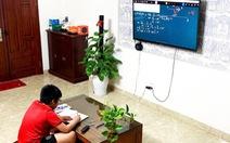 Học trực tuyến không cần máy tính hay điện thoại thông minh