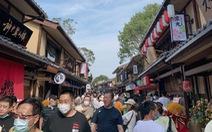 Cho rằng bị 'xâm lược văn hóa', Trung Quốc đóng cửa khu mua sắm mô phỏng cố đô Nhật