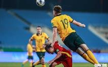 Harry Souttar - 'hòn đá tảng' khổng lồ của đội tuyển Úc