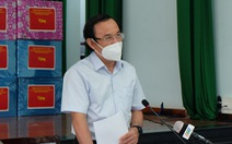 Bí thư Nguyễn Văn Nên: Thủ Đức tuyên truyền để dân chuẩn bị tâm thế, thói quen khi nới giãn cách