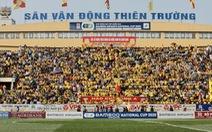 VFF gửi văn bản yêu cầu CLB Nam Định hoàn tất tiền nợ thuế