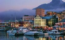 Xem World Cup thăm Cape Town