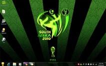 """""""Thay áo"""" World Cup 2010 cho Window 7"""