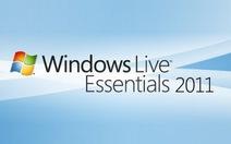 Windows Live Essentials 2011 chính thức ra mắt