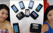 """Các """"anh tài"""" smartphone đầu tiên dùng Windows Phone 7"""