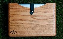 Vỏ gỗ cho MacBook Pro