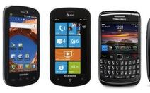 Những smartphone tiêu biểu cho từng nền tảng
