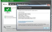 """""""Pháo đài số"""" Microsoft Security Essentials 2 xuất xưởng"""