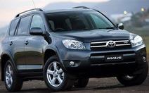 Toyota thu hồi 308.000 xe vì lỗi túi khí