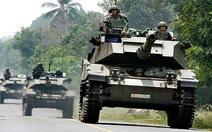 Thái Lan - Campuchia đụng độ ngày thứ 4