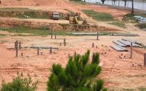 Thu hồi dự án công viên cạnh hồ Xuân Hương