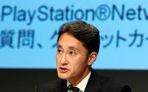 Sony xin lỗi khách hàng