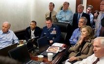 Theo dõi cuộc tấn công Bin Laden từ Nhà Trắng
