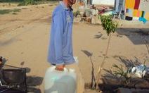 Khu dân cư không đường, không nước