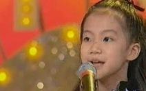 Clip cô bé hát Chú ếch con gây xôn xao