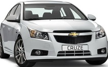 Chevrolet Cruze VN chưa có thông báo thu hồi