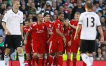 Liverpool hủy diệt Fulham
