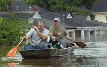 Mỹ: Lũ lụt tồi tệ nhất 80 năm qua