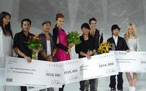 Malaysia, Singapore, Trung Quốc tỏa sáng tại Star Creation 2011