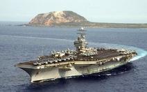 Mỹ khoe tàu sân bay thủy táng Bin Laden