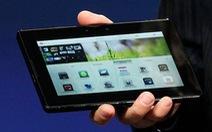 BlackBerry PlayBook mắc lỗi phải thu hồi