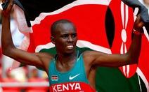 Nhà vô địch marathon người Kenya tự tử?