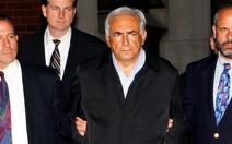 Mỹ từ chối khoản bảo lãnh 1 triệu USD cho Strauss-Kahn