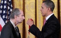 Nhà văn Philip Roth thắng giải Man Booker quốc tế