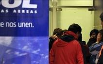 Máy bay rơi ở Argentina, 22 người chết