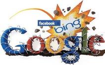 Microsoft, Facebook thắt chặt liên minh chống Google