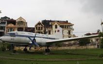 Phục chế máy bay từng chở Bác Hồ