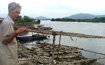 Đảo Long Sơn tái nghèo vì ô nhiễm