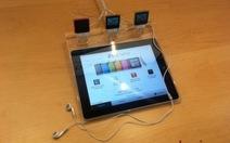 Apple Store 2.0: dùng iPad để bán iPad